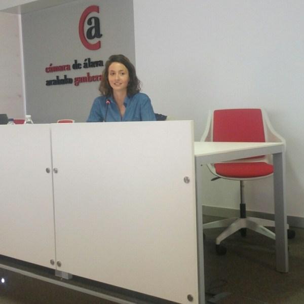 Foto de Social Media María Gómez Banco Sabadell