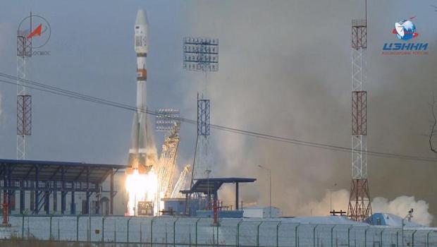 Ракета-носитель успешно стартовала с космодрома Восточный