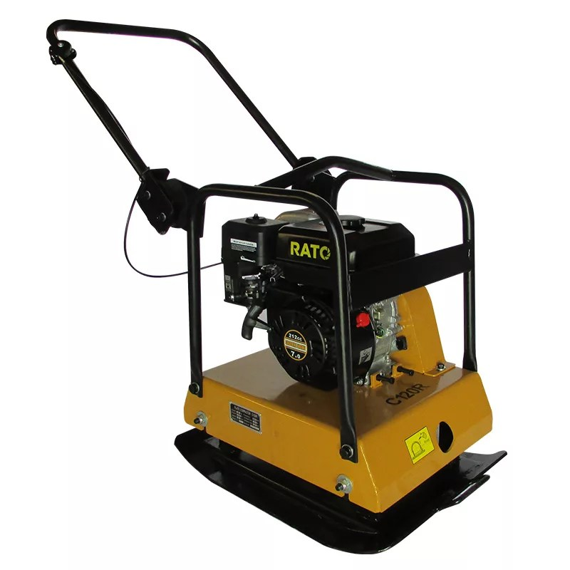 Plate Compactor - C120R-R210