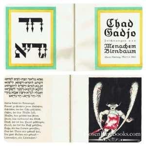 Brinbaum-Menachem-Chad Gadjo-Berlin