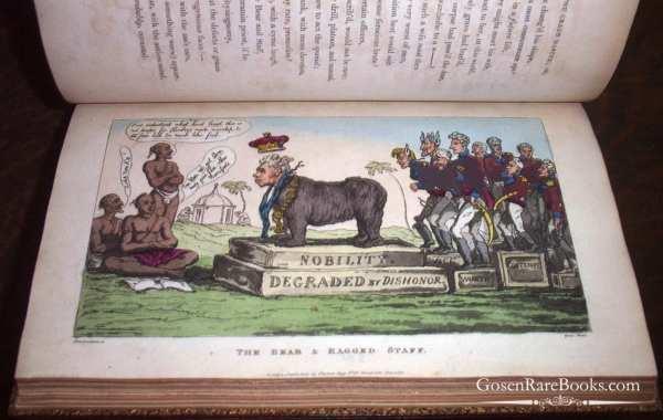 William Combe - The Grand Master, or Adventures of Qui Hi? - 1816