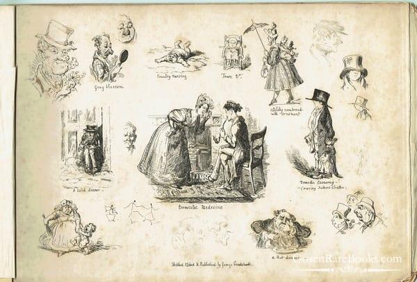 George-Cruikshank-Sketch Book-1834