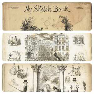 George-Cruikshank-Sketch Book-1834