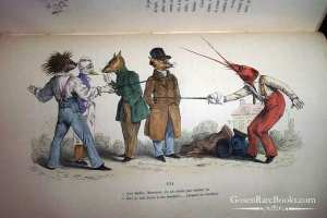 Gérard, Jean Ignace Isidore - Grandville 1869