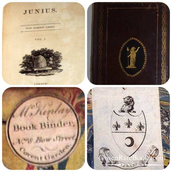 Junius by John MacKinlay