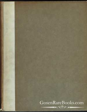 Ted McKnight Kauffer Signed Roger Fry's Transformations