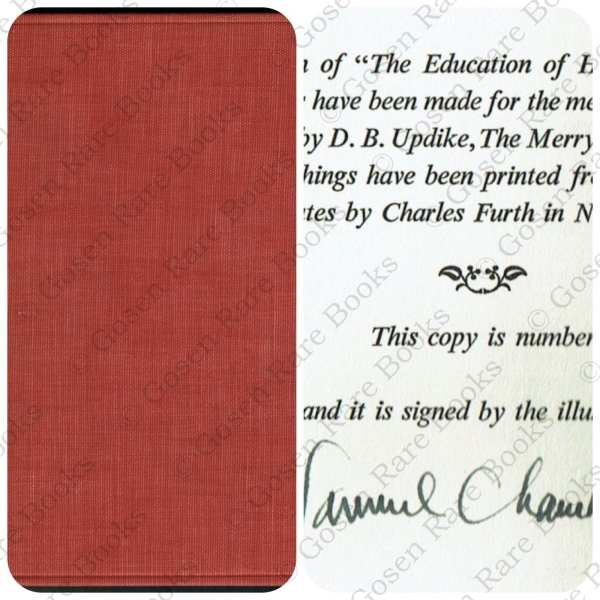 The Education of Henry Adams - Autobiography - 1942