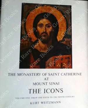 Kurt Weizmann | St. Catherine Icons 6th-10th Century