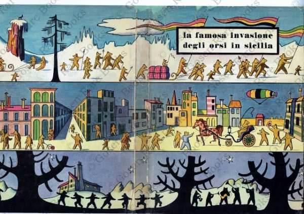 La Famosa Invasione degli Orsi in Sicilia   Prima Edizione