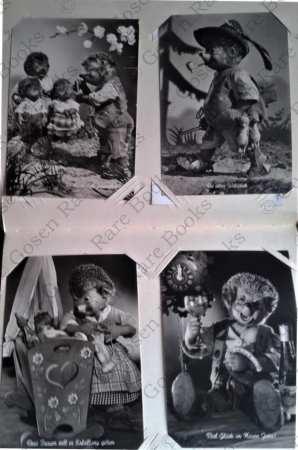 MECKI | A Collection of 65 Gunkel Verlag Postcards