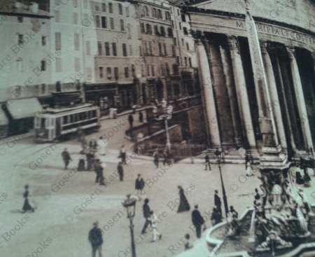 SPQR Ricordo di Roma 48 Vedute 1900