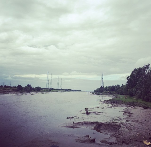 River Ribble view