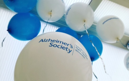 Alzheimers balloons