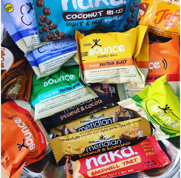 Snacks- Protein bars