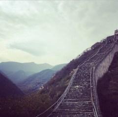 Badaling - steps