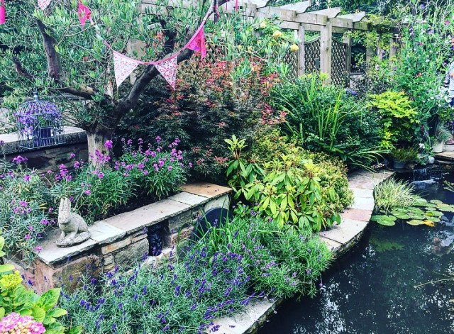 Open gardens Garden 1