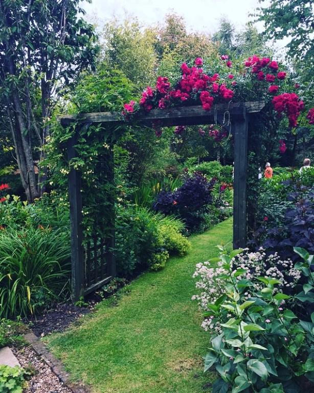 Open garden 18