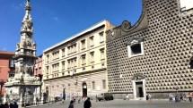 Naples - Centro Storico - Gesu Nuovo