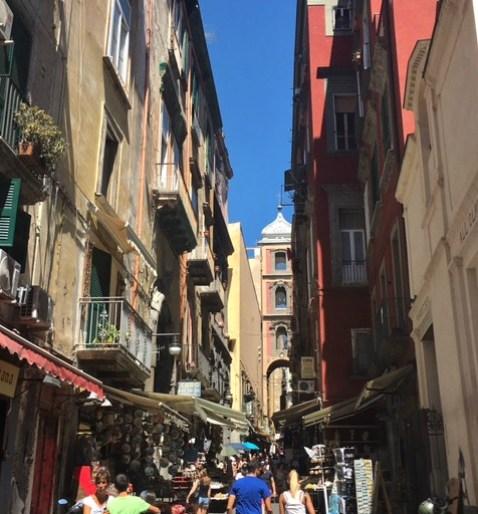 Naples - Centro Storico
