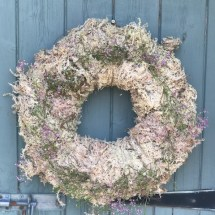 Wreath pop up garden