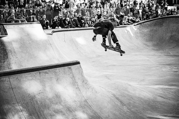 Show Your Stuff! Amateur Skateboarding Competitions