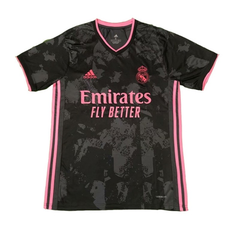 Real Madrid Third Away Soccer Shirts 20-21