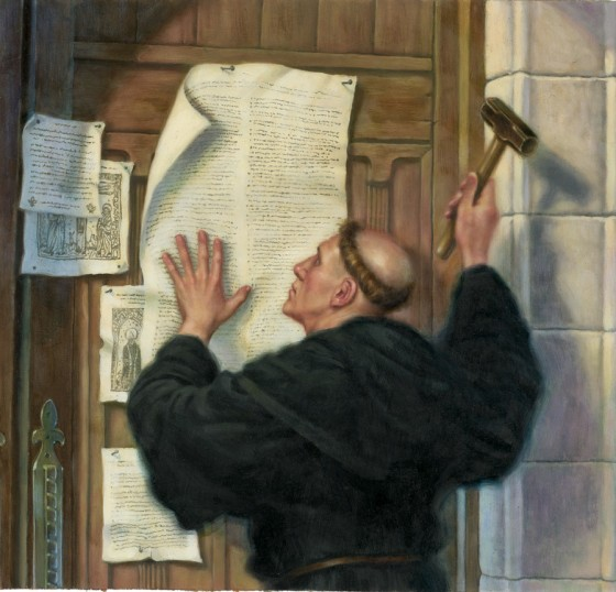 Martin Luther: the reformer who made the Reformation possible