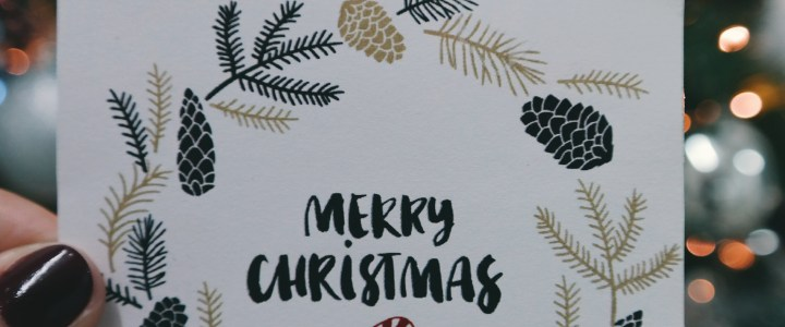 The Christmas Card Hack To Improve Your Family's Prayer Life
