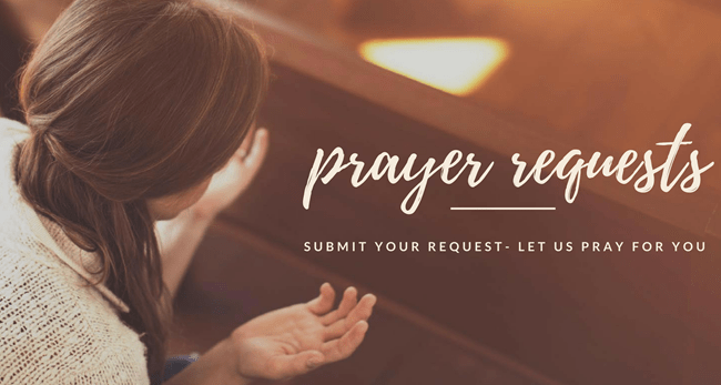 Prayer Request on GospelEmpireGh