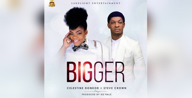Celestine Donkor Steve Crown Bigger