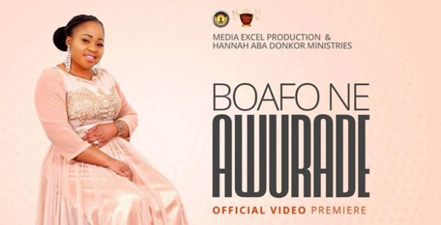 Hannah Aba Donkor Ft. Ernest Opoku Jnr - Boafo Ne Awurade Official Video