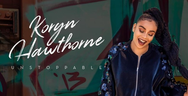 Koryn Hawthorne Celebrates Five No1s this Week on the Charts