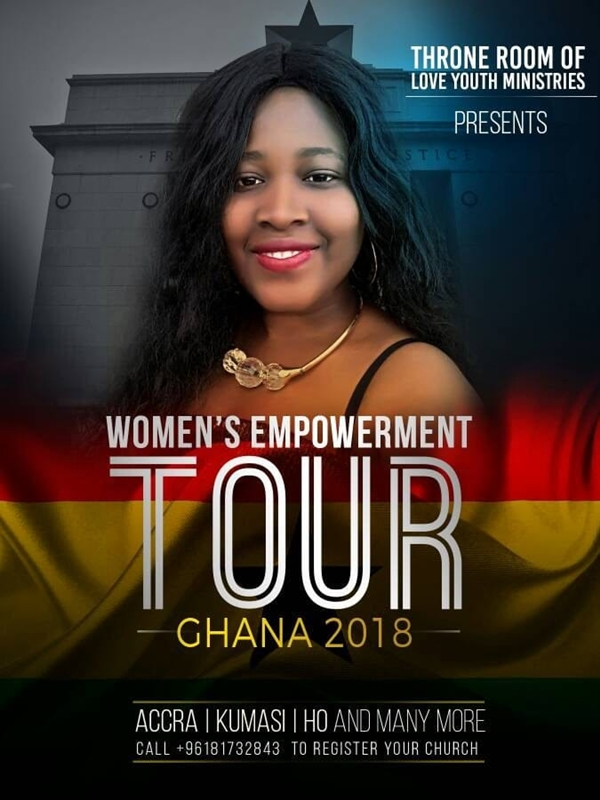 Ohemaa Mabel Women's Empowerment Tour