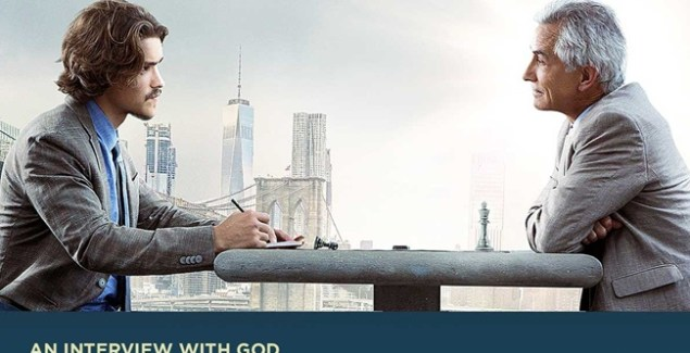 fathom events presents An Interview With God