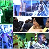 Isaac Frimpong Album Launch Ernest Opoku & Others