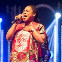 Joyce Blessing Thrill Fans at Zylofon Launch in Nigeria