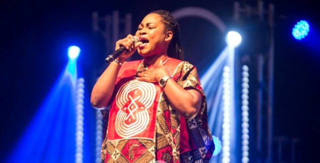 Joyce Blessing Thrill Fans in Nigeria (Events)
