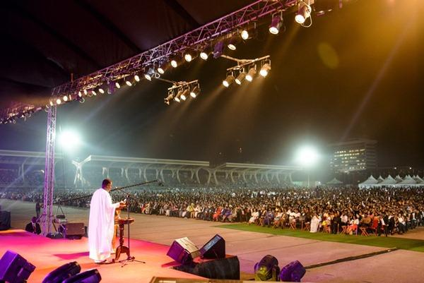 Mensa Otabil at Greater Works 2018 Event 2