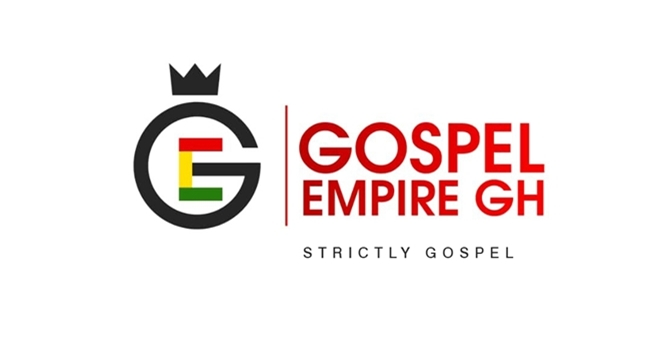 Official GospelEmpireGh.Com Logo