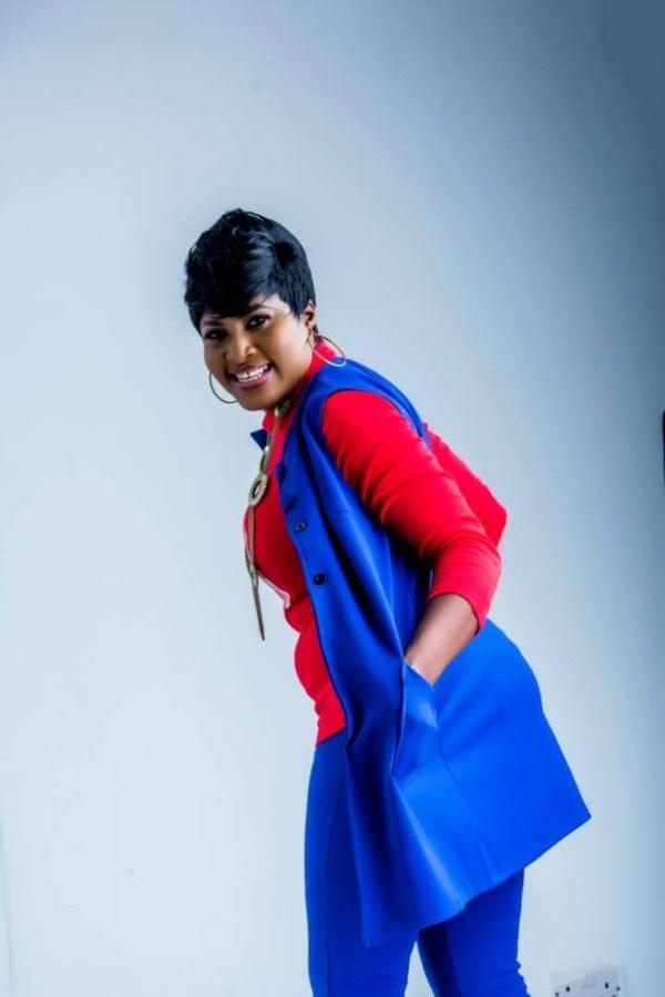 Patience Nyarko Top 7 Stylishly Dressed Ghanaian Female Gospel Musicians