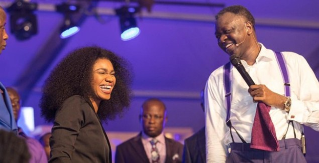 Becca Meets Reverend Eastwood Anaba