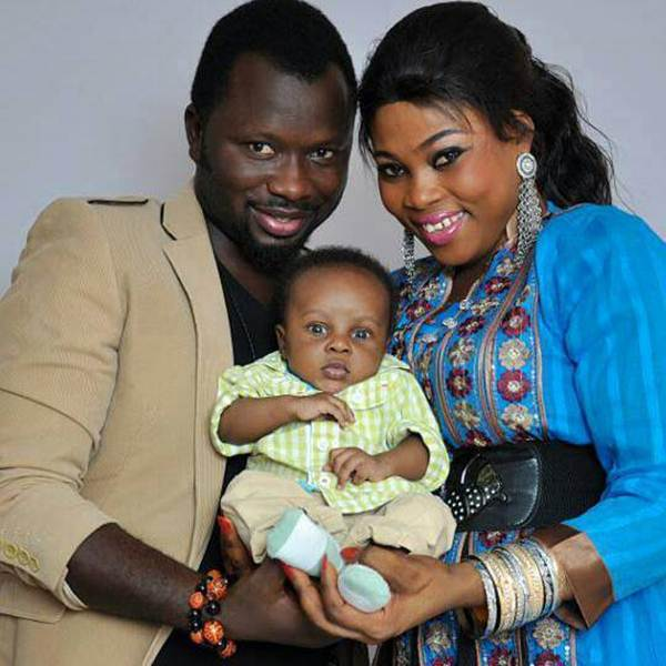 Joyce Blessing - Top 7 Ghanaian Gospel Musicians & Family (7)
