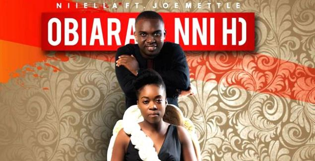 Niiella ft Joe Mettle - Obiara Nni Ho