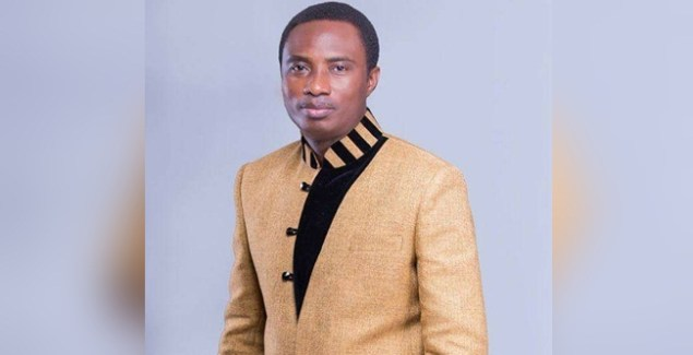 Manasseh Atsu - Be filled With The Spirit (Devotion)