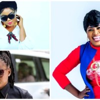 Top 7 Stylishly Dressed Ghanaian Female Gospel Musicians (Stylish)