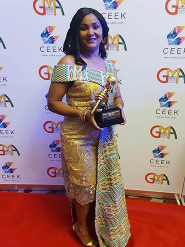 Patience Nyarko & Others Sweep Awards at Ghana music Awards UK