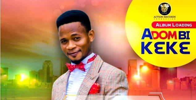 Micheal Johnson Readies Adom Bi k3k3 Album