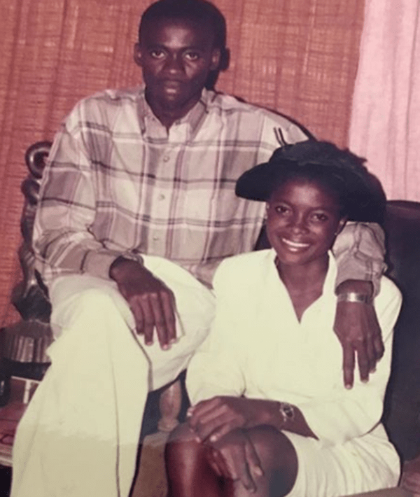 Ohemaa Mercy Shares Major Throwback Photos of her Marital Journey