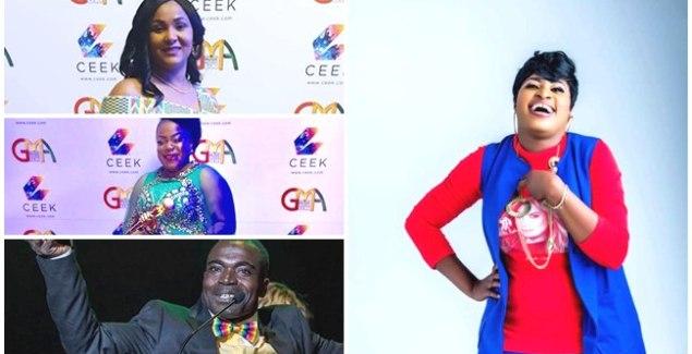 Patience Nyarko and Others Sweep Awards at Ghana Music Awards UK 2018