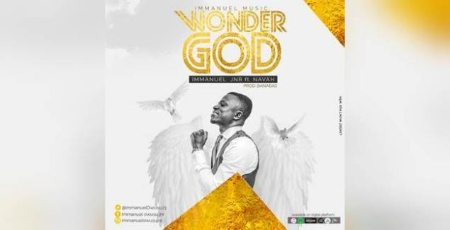 Immanuel JNR ft Navah - Wonder God (Official Music Video)